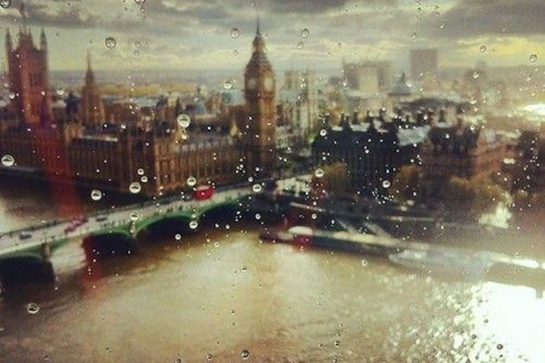 Postcards From London: Always Take The Weather With You